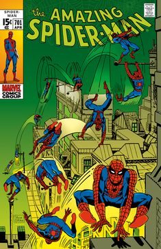 Steve Ditko drawing Spidey 40 years after he left Marvel!
