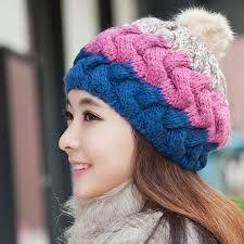 Resultado de imagen para gorros de lana a crochet para mujer