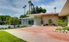 Manuel Seff Residence, Kenneth Limd architect, Beverly Hills, CA1951 - mid-century modern