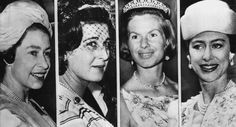 misshonoriaglossop:  In 1964, the Windsor Family experienced a baby boom as four royal ladies gave birth-Queen Elizabeth had Prince Edward on March 10, Princess Alexandra had James Ogilvy on February 29 (leap day), Duchess of Kent had Lady Helen on April 28, and Princess Margaret had Lady Sarah on May 1.  The cousins have often celebrated major milestones together, including confirmation and their 18th birthdays.