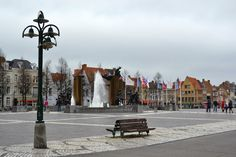 https://flic.kr/p/qrs8WQ | Piazza a Bruges - Belgio