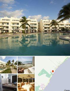 Este hotel elegante situa-se junto a uma magnífica praia da Riviera maia. Ligações de transportes públicos podem ser facilmente alcançadas a pé em cerca de 50 m. Tulum, Playa del Carmen e os famosos sítios arqueológicos da civilização maia ficam apenas a 35 km do hotel.