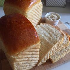 My Mind Patch: Barley Milk Loaf 薏仁牛奶吐司