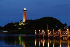 Loxahatchee River and Jupiter Lighthouse Florida