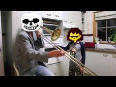 When Papyrus isn't home - YouTube