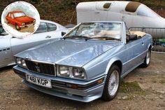 World Of Classic Cars: Maserati Bi-Turbo - World Of Classic Cars -