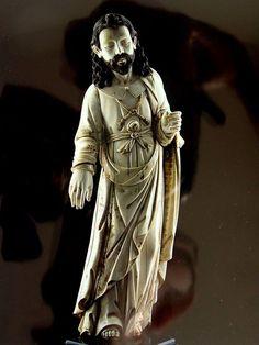 Sagrada Familia S.XVIII. Escultura Filipina llegada a través del Galeón de Manila, Museo Nacional del Virreinato, Tepotzotlán, México | Virreinato de Nueva España