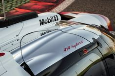 The 919 Hybrid name isn't exciting, the car absolutely is