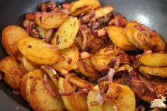 Como fazer BratKartoffeln: a deliciosa e típica batata alemã