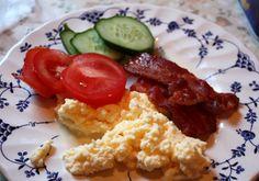 Bacon & scrambled eggs