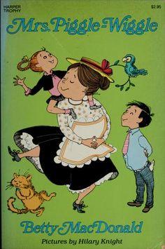 Mrs Piggle Wiggle!