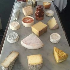 Todays Cheese Cart