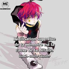 Otaku Anime, Manga Anime, Image Positive, Citations Film, Hisoka, Hunter X Hunter, Pixel Art, Fan Art, Motivation