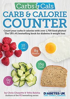 Carbs amp cals carb amp calorie counter count your carbs amp c https
