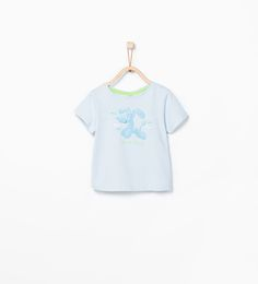 Polo shirt with double collar-T-shirts-Baby boy (3 months - 3 years)-KIDS | ZARA United States