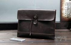 Men's Envelope Clutch Bag