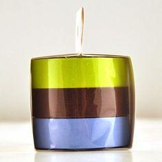 D?cor Washi Tape 3 Piece Set: Light Green, Brown, Light Blue