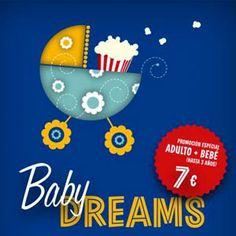 Ir al cine con bebés en Madrid