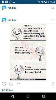 Yoo bro