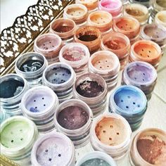 ROUGE makeup & nail studio, Ferndale, MI:   Eve Organics
