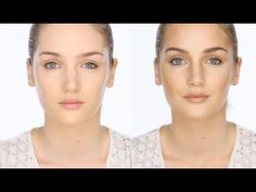 Every since I first met Claire I wanted to do contoured look on her. A look that involved simply bringing out her bone structure in a healthy looking way. The transformative effect of sculpting and highlighting a face is something that always blows m...
