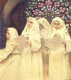 The Holy Life of Nuns: some links to showcase the beautiful, sacred life of consecrated religious women in the U.S.