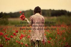 Kelly Clarkson - Sober ~ I love this song so much, I have for a very long time!