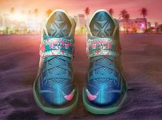 """Nike LeBron Soldier 7 """"The Power Couple"""""""