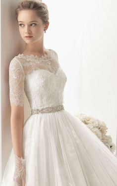 I Wanna Wear It Just Fro Fun Lol So Cute Rosa Clara Wedding Dresses
