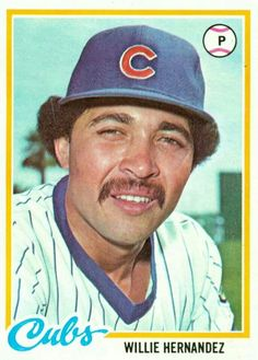 "Willie ""Guillermo"" Hernandez -   Wow... I remember him.Puerto Rican Pride..."