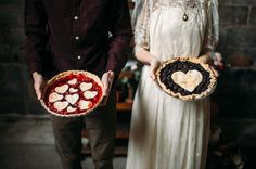 Heart pies for Valentine's Day | Photo by Jessica Oh