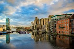 Hip cafes and hot design: exploring the new Dublin - Lonely Planet Dublin Travel, Ireland Travel, Travel Goals, Travel Tips, Ireland Vacation, Grand Canal, Adventure Tours, Modern City, Lonely Planet