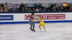 Katelyn Weaver and Andrew Poje