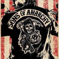 Sons of Anarchy - iVIP BlackBox