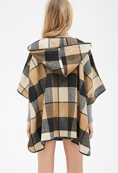 Kind of digging this poncho