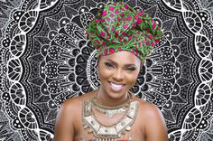 Colourful, Pretty & African! Check Out Chidinma's Fab New Photos as She Turns a Year Older