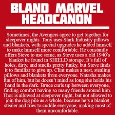 This is so cute! The Avengers would do that!