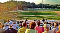 Arnie Allen Diamond at Guv Fuller Field, Home of the Falmouth Commodores