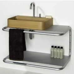 Image Gallery For Website Space Saving Wall Mounted Bathroom Vanities KitchenSource