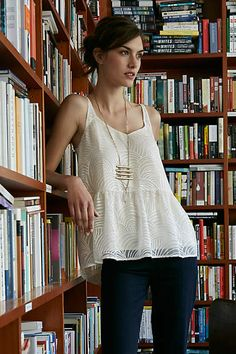 Mia Khalifa In The Library