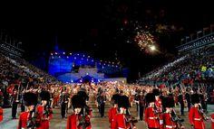 Edinburgh Military Tatoo