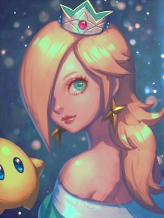 Re: Princess Rosalina by bellhenge.deviantart.com on @DeviantArt