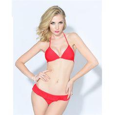 $14.00 (Buy here: https://alitems.com/g/1e8d114494ebda23ff8b16525dc3e8/?i=5&ulp=https%3A%2F%2Fwww.aliexpress.com%2Fitem%2FCheap-Wholesale-Swimwear-Ladies-Sexy-Strappy-Bikini-Set-Solid-Girls-Brand-Dress-Swimsuits-Women-Chic-Brazil%2F32689315048.html ) Cheap Wholesale Swimwear Ladies Sexy Strappy Bikini Set Solid Girls Brand Dress Swimsuits Women Chic Brazil Bathing Suit E594  for just $14.00