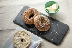Homemade Everything Bagels  http://dolcettoconfections.blogspot.com/2013/03/homemade-everything-bagels.html