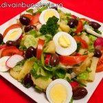 SALATA ORIENTALA DE VARA Salad Bar, Fruit Salad, Cobb Salad, Appetisers, Salad Recipes, Food And Drink, Cooking, Ethnic Recipes, Foods