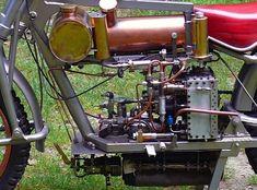 Hubbard detail Seven Incredible Steampunk Motorcycles