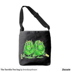 The Terrible Two bag
