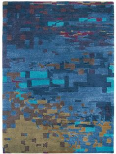 Kodari Mist 34208 Hand Knotted Rug from the Tibetan Rugs 1 collection at Modern Area Rugs