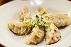 dumplings is a crave with the sauce as well