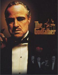 The Godfather: Marlon Brando, James Caan, Robert Duvall, Diane Keaton: Movies & TV Talia Shire, Robert Duvall, Marlon Brando, The Godfather 1972, Godfather Movie, Godfather Series, Stephen King Es 2, Old Movies, Great Movies